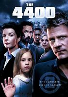 Cover image for The 4400. Season 2, Disc 4