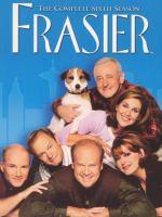 Imagen de portada para Frasier. Season 06, Complete