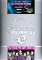 Cover image for Star Trek Enterprise. Season 1, Disc 4