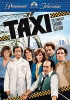Cover image for Taxi. Season 2, Complete [videorecording DVD]