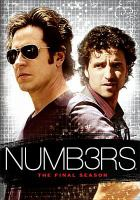 Cover image for Numb3rs. Season 6, Disc 1