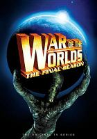 Cover image for War of the worlds. Season 2, final season [videorecording DVD]