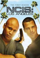 Cover image for NCIS, Los Angeles. Season 1, Disc 2