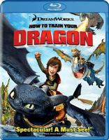 Cover image for How to train your dragon [videorecording Blu-ray]