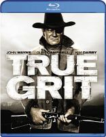 Cover image for True grit [videorecording Blu-ray] (John Wayne version)