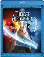 Cover image for The last airbender [videorecording Blu-ray]