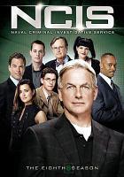 Cover image for NCIS. Season 08, Complete Naval Criminal Investigative Service