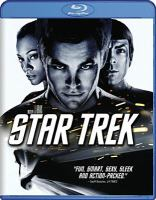 Cover image for Star trek [videorecording Blu-ray] (Chris Pine version)