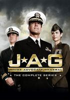 Cover image for JAG, Judge Advocate General. Season 01, Complete [videorecording DVD]