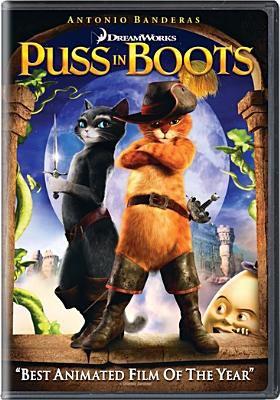 Cover image for Puss in boots (Antonio Banderas version)