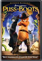 Cover image for Puss in boots (Antonio Banderas version)