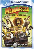 Cover image for Madagascar : escape 2 Africa