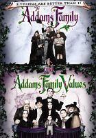 Imagen de portada para The Addams family [videorecording DVD] ; Addams family values