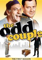 Cover image for The odd couple. Season 1, Complete