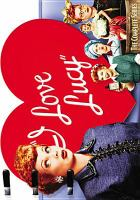 Cover image for I love Lucy. Season 4, Complete