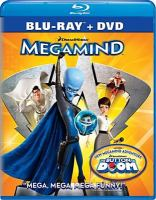 Cover image for Megamind