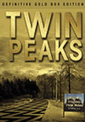 Cover image for Twin Peaks. Complete series [videorecording DVD]