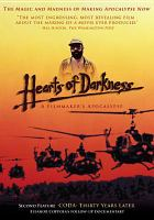 Cover image for Hearts of darkness[videorecording DVD] : a filmmaker's apocalypse