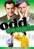 Cover image for The odd couple. Season 3, Complete