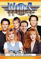 Cover image for Wings. Season 06, Complete [videorecording DVD] (4 DVDs)