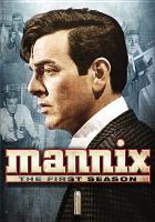 Cover image for Mannix. Season 1, Complete [videorecording]