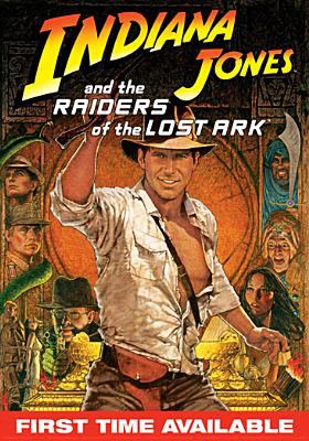 Cover image for Indiana Jones and the raiders of the lost ark