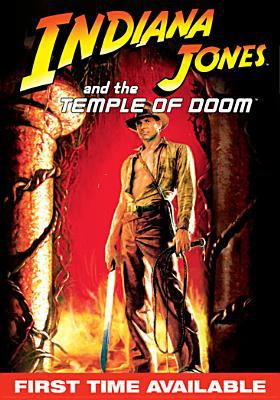 Cover image for Indiana Jones and the temple of doom