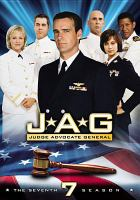 Cover image for JAG, Judge Advocate General. Season 07, Disc 5