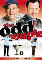 Cover image for The odd couple. Season 5, Complete