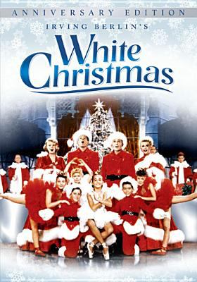 Cover image for Irving Berlin's White Christmas
