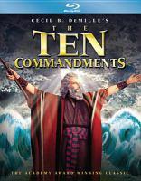 Imagen de portada para The ten commandments