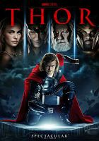 Cover image for Thor [videorecording DVD]