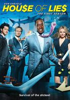 Cover image for House of lies. Season 1, Complete
