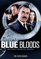 Cover image for Blue bloods. Season 3, Complete