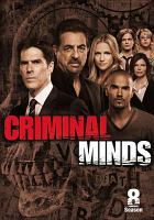 Cover image for Criminal minds. Season 08, Complete