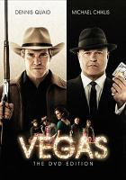Cover image for Vegas the complete series