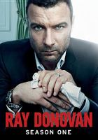 Cover image for Ray Donovan. Season 1, Complete [videorecording DVD]