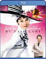 Cover image for My fair lady [videorecording Blu-ray]