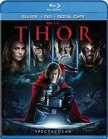 Imagen de portada para Thor