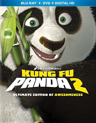 Cover image for Kung fu panda 2 [videorecording Blu-ray]