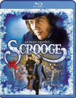Cover image for Scrooge [videorecording Blu-ray] (Albert Finney version)