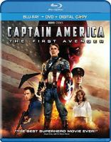 Cover image for Captain America, the first avenger