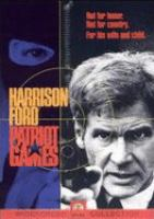 Cover image for Patriot games [videorecording DVD]