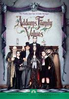 Cover image for Addams family values