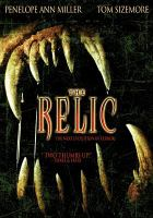 Cover image for The relic [videorecording DVD]