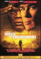Cover image for Rules of engagement [videorecording DVD] : a hero should never have to stand alone