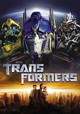 Cover image for Transformers
