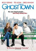 Cover image for Ghost town