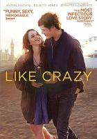 Cover image for Like crazy