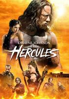 Cover image for Hercules [videorecording DVD] : (Dwayne Johnson version)